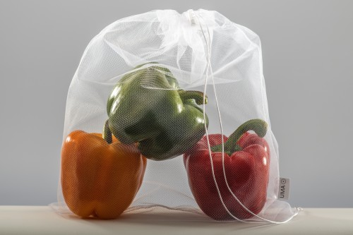 Reusable mesh bag L