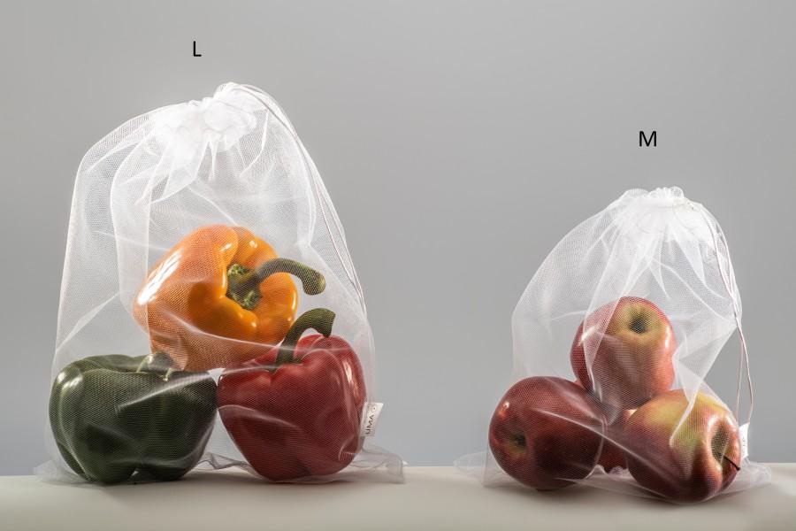 Reusable mesh bag M